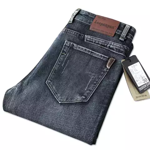 Business All Match Casual Jeans for Men
