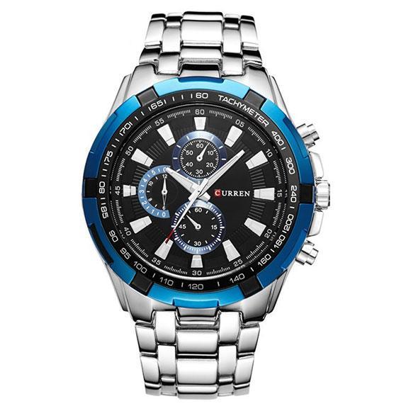 Men Quartz Top Brand Analog Military Male Watches