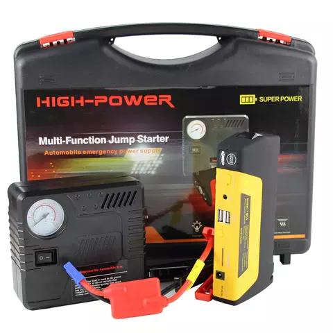 TM15-Y Car Battery Jump Starter Power Bank 16800mAh 12V