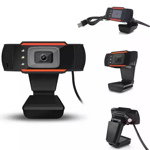 Webcam 1080P Laptop Video Chat PC Computer Internal Online Web Camera