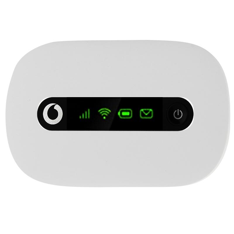 Huawei R206 Unlocked 3G Mobile Hotspot WiFi Modem Broadband Router