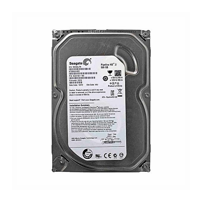 Seagate 500GB SATA Hard Disk