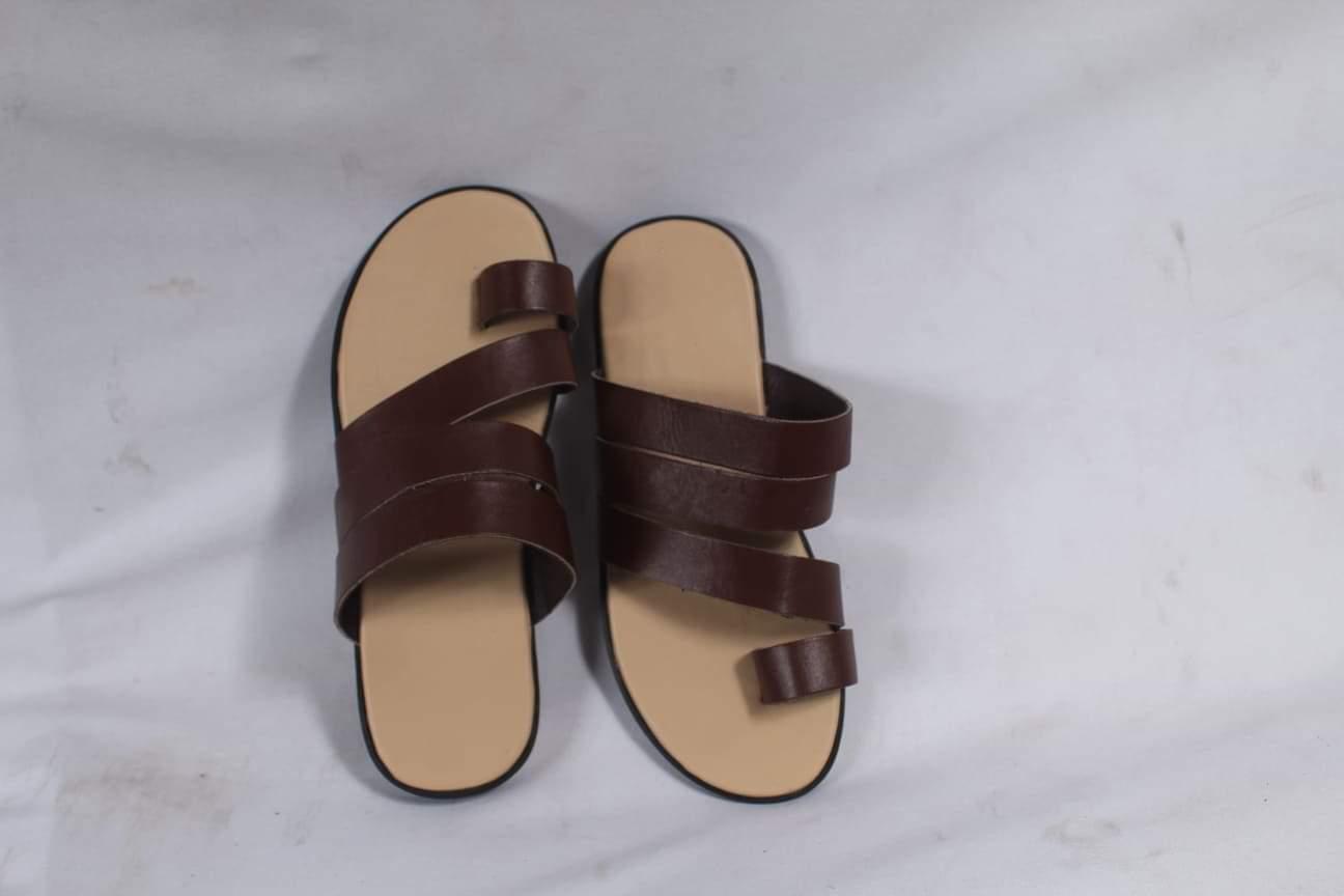 Handmade and designers slippers for men