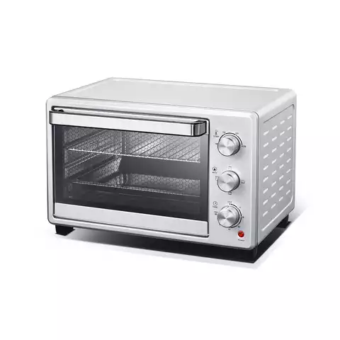 28L Kitchen Stainless Portable Toaster Oven