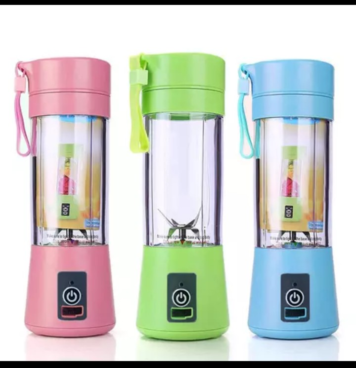 Portable Mini Rechargeable Smoothie Magnetic USB Blender