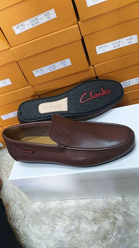 Clark Quality Loafers Men Shoes