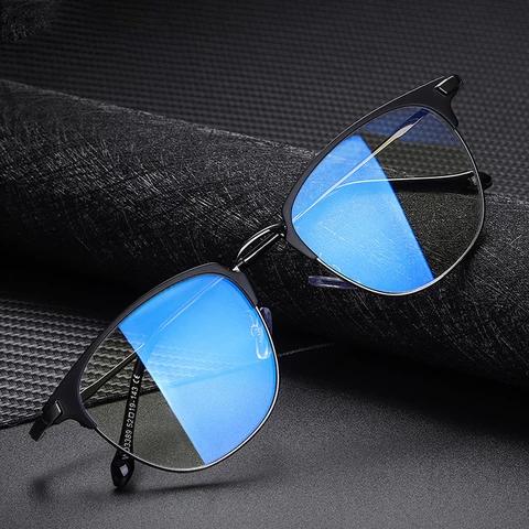 HBK Optical Frame Computer Gaming Eyeglasses anti blue light Reading Glass