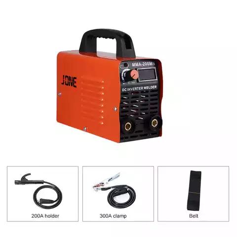 Single Phase Mini Welder Portable Arc Welding Machine