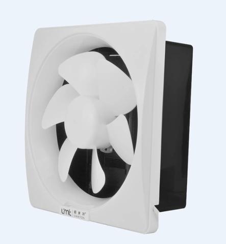 8, 10, 12 inches Bathroom Window Wall Mounted Shutter Extractor Fan