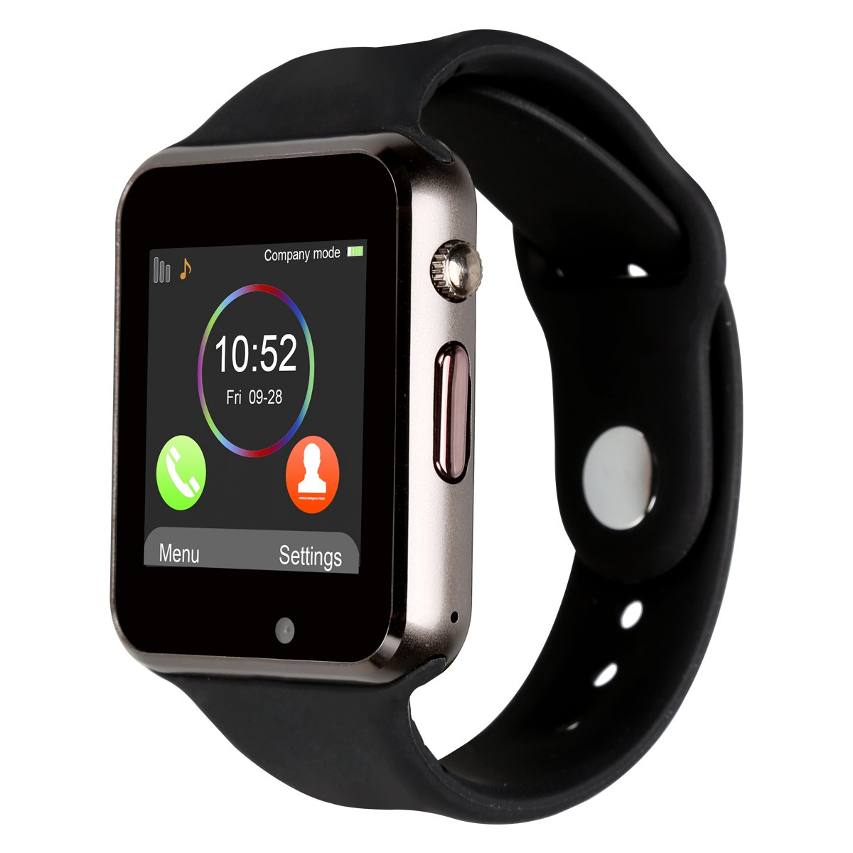 Padgene Bluetooth Smart Watch and GSM Phone with Camera