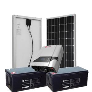 HOME / COMPLETE SOLAR SYSTEM / MERCURY 2KVA SPIRIT PLUS SOLAR HYBRID INVERTER MPPT CHARGE CONTROLLER 2X 200AH DEEP CYCLE BATTERIES 4X 300 WATT MONOCRYSTALLINE SOLAR PANELS