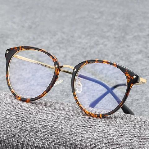 Man and Woman Anti Blue Light Blocking Unisex Eyeglasses