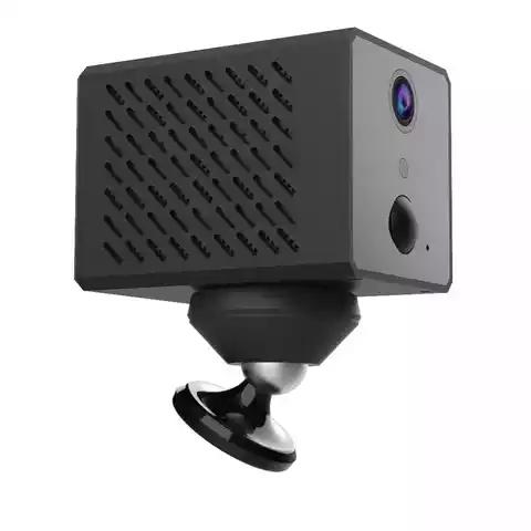4G sim card CB72 Mini wireless Spy Camera 1080p With inside 2.6Ah Battery Invisible IR Light Hiddn Camera