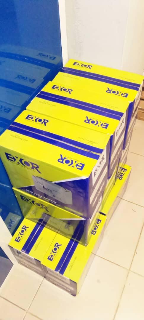 12V 200AH EXOR BATTERY