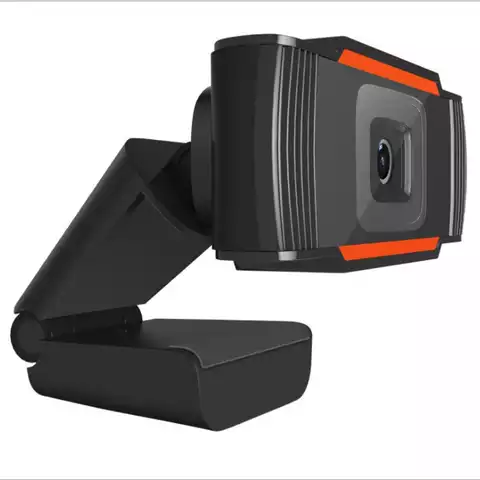 Webcam 720P USB with microphone and speaker web camera PC
