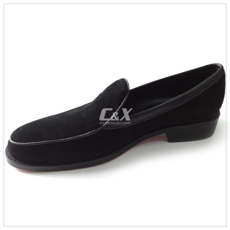 trendy mens suede loafers
