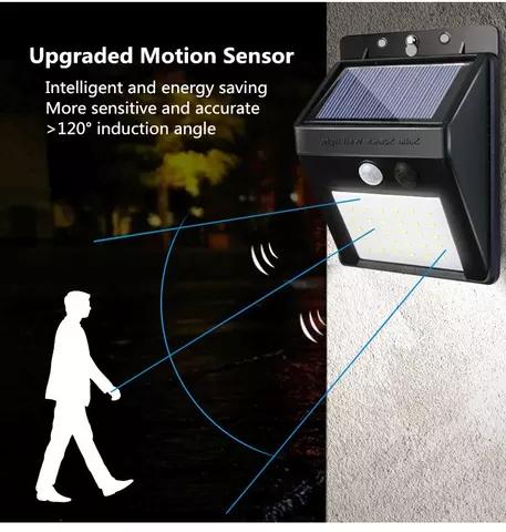 Solar Lights Outdoor Wireless Motion Sensor Lights