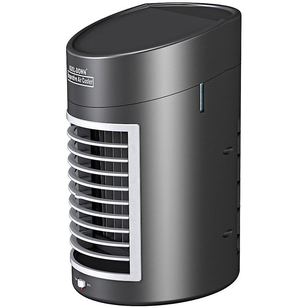 Kool Down Evaporative Air Cooler Portable 2-Speed Mini Air Conditioner