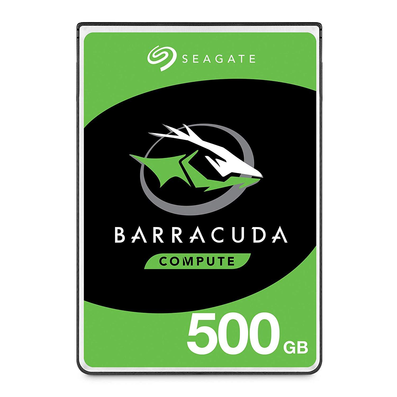 internal Hard Drive 500GB SATA 6Gb/s 128MB Cache 2.5-Inch 7mm (ST500LM030)