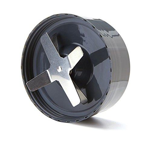 12-Piece High-Speed Blender/Mixer System, Gray (600 Watts)