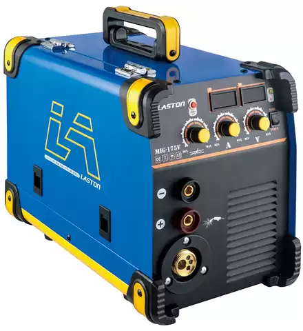MIG-175 INVERTER IGBT CO2 WELDING MACHINE WITH GAS AND WITHOUT GAS