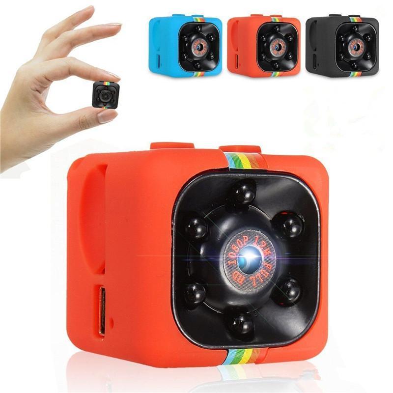 Supper SQ11 1080P Mini Full Car DVR Camera Recorder