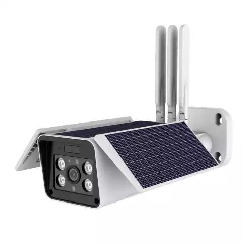 4G Sim Card Wireless Camera with Solar Panel