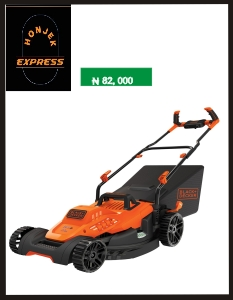 BLACK+DECKER BEMW482BH Electric Lawn Mower
