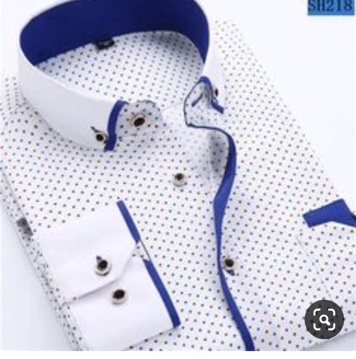 Men's White blue sports and other stuff