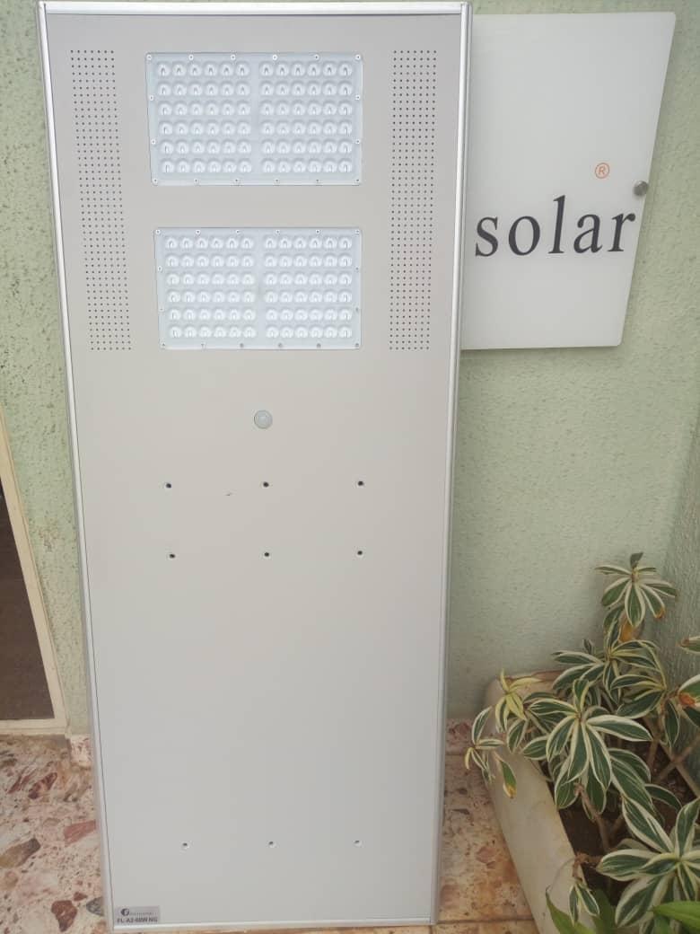 80Watts Solar Street Light, all in one