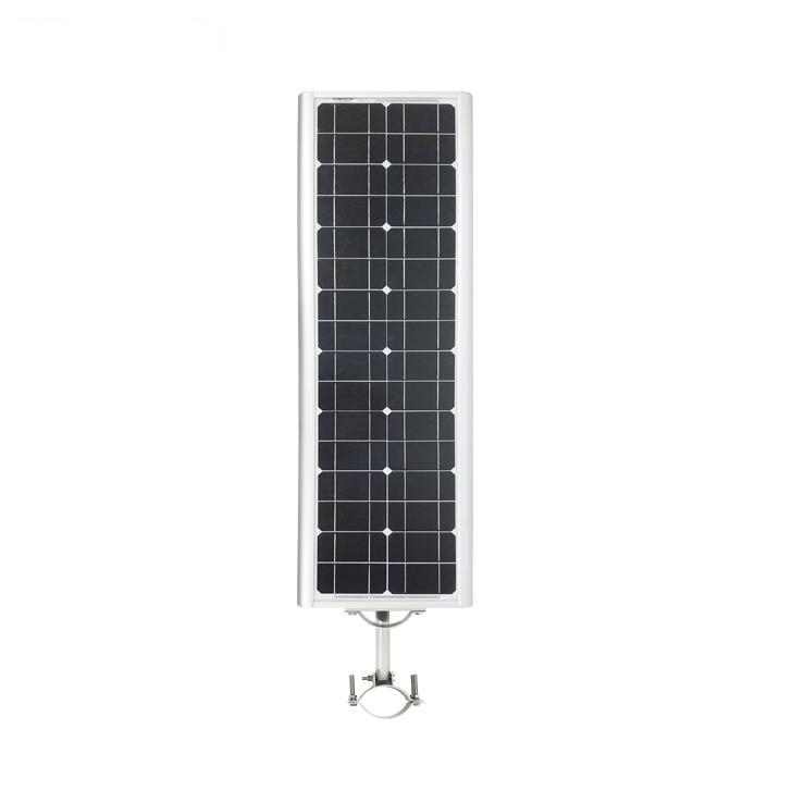 60w IP65 solar led street light all in one