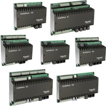SCADAPack 100, 300, 32 Modbus-centric Smart RTU
