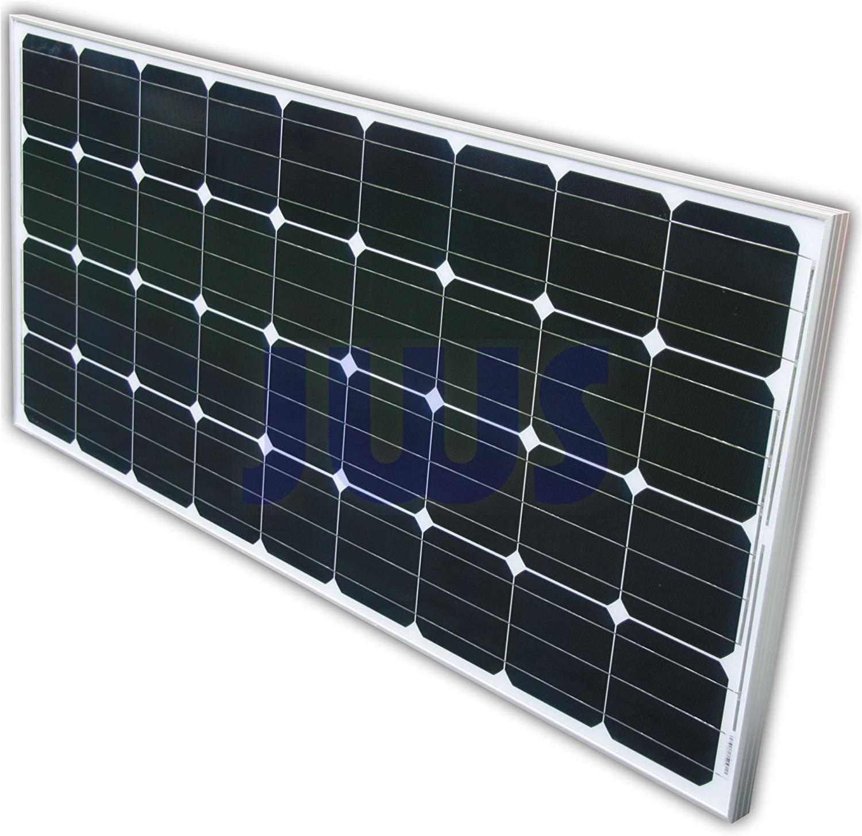 160 watts mono crystalline solar panel