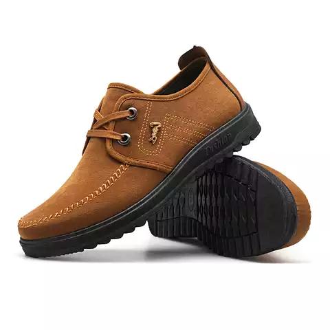 Men Footwear Casual Men Shoes Lace - up