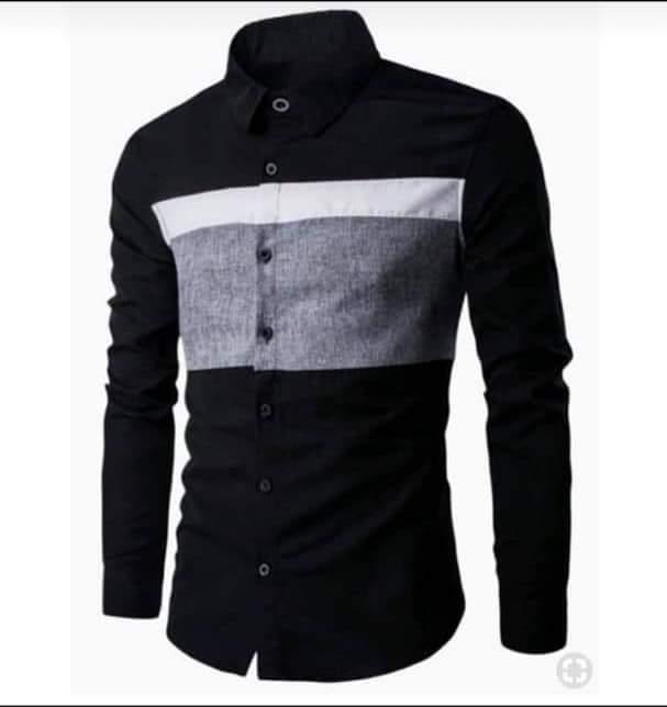 Men's stripes sleeves