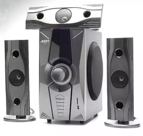 JERRY POWER Remote Contrl Home Theatre Wireless HIFI Music System