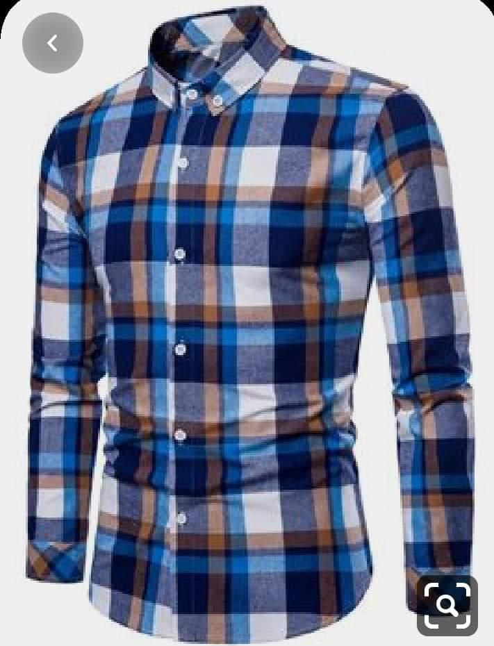 Office men fashion wear, long and short sleeve
