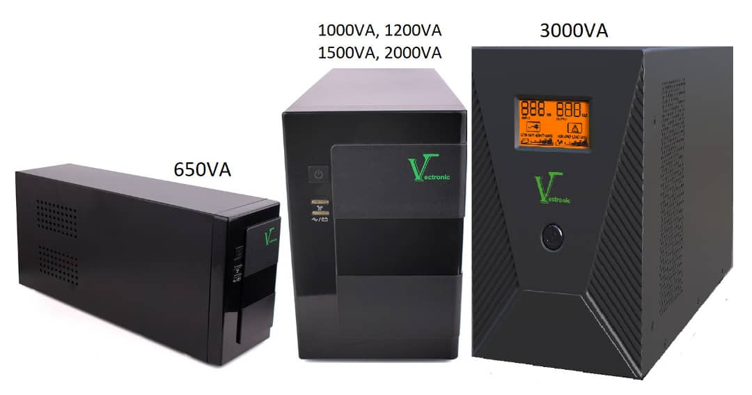 VENTRONIC FS UPS 1.2KVA