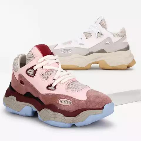 Fashion Women Sport Shoe Shunky Dneakers