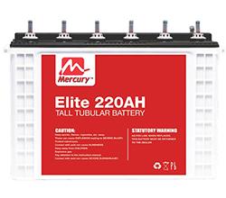 220Ah deep cycle tall tabular battery