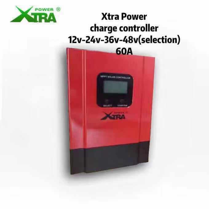 12/24/48V, 30/40/60Amp Mppt charge controller