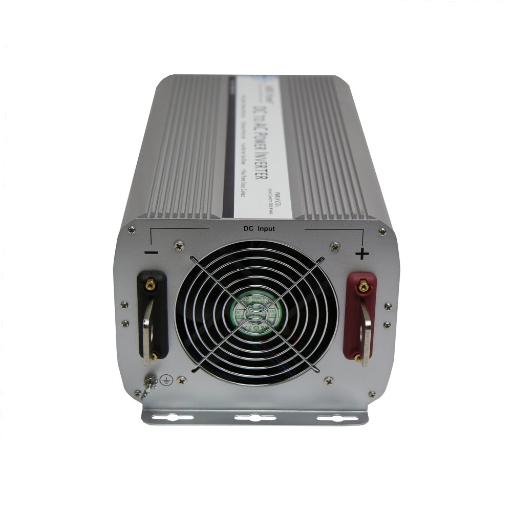 AIMS Power (PWRINV5K24012W) 5000W 240V AC 60 Hz Power Inverter