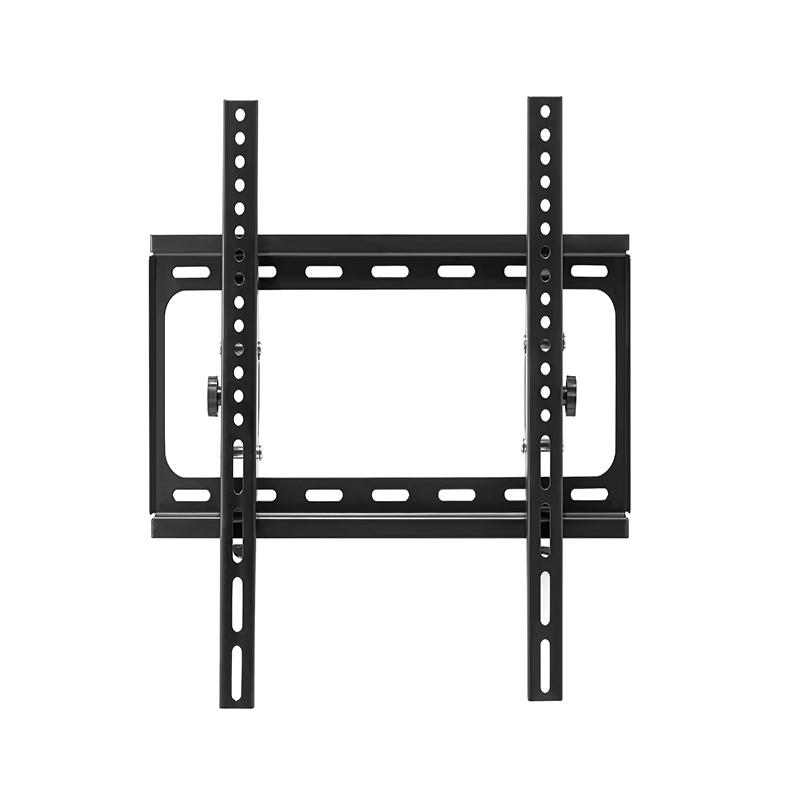 High quality universal black base bracket TV mount ,