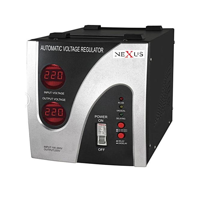 Nexus 1000VA Digital Stabilizer With AVR Function