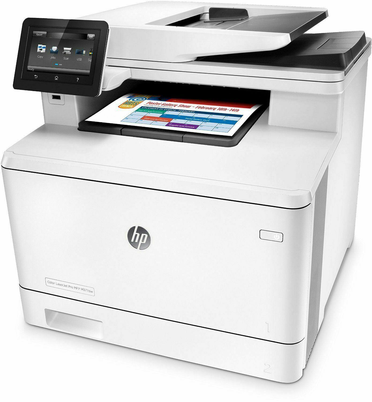 HP 8530P 15HP Color LaserJet Pro M377dw Farblaser (A4, 3in1 Drucker