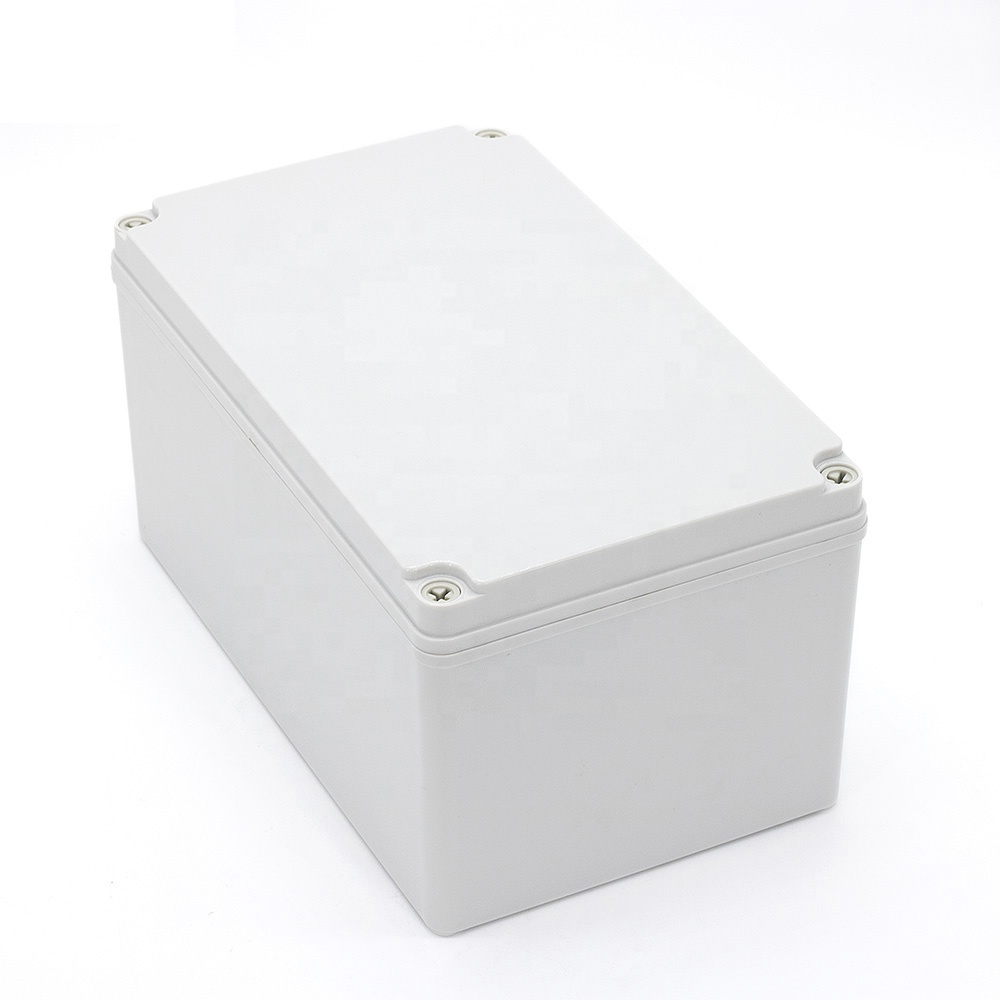 New design 250*150*130mm IP67 ABS PVC explosion proof plastic waterproof electric junction box