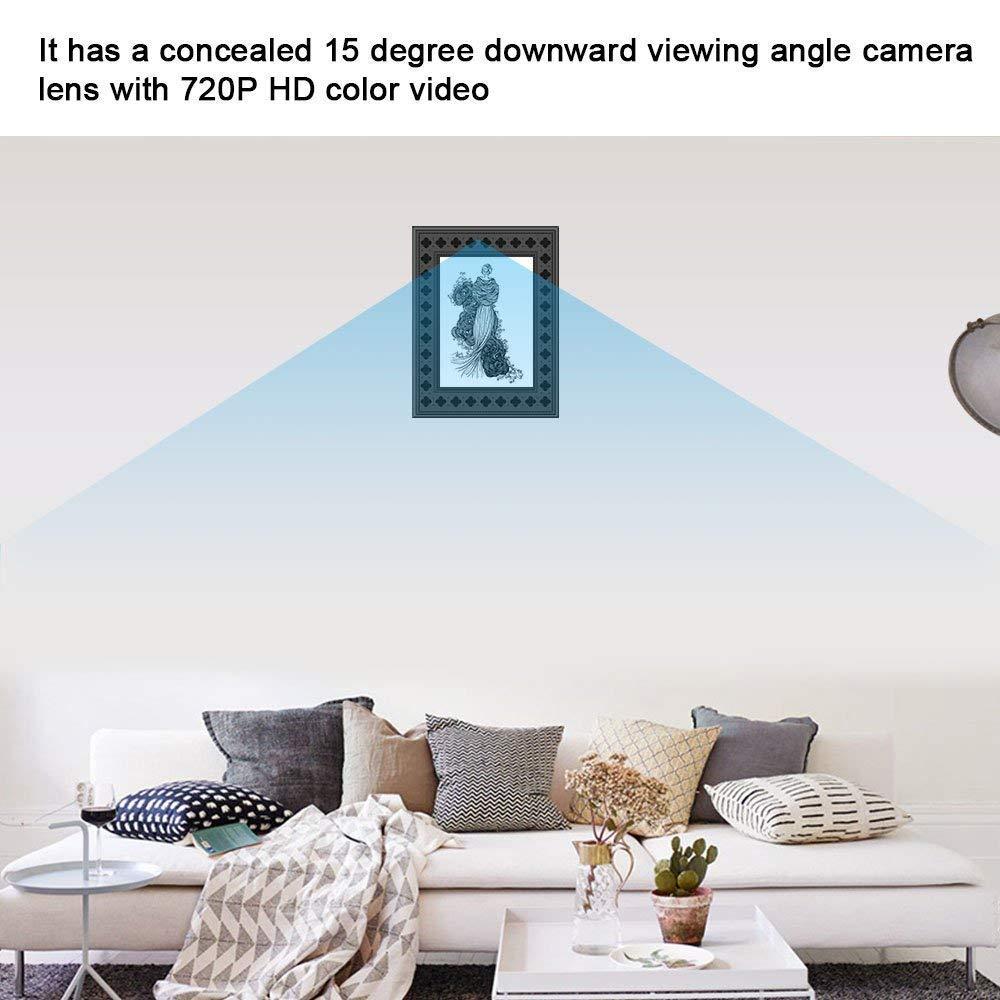 Spy Camera Wireless Hidden - Hidden Cam WiFi Photo Frame