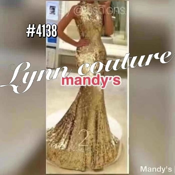 Party gown (Lyn couture)