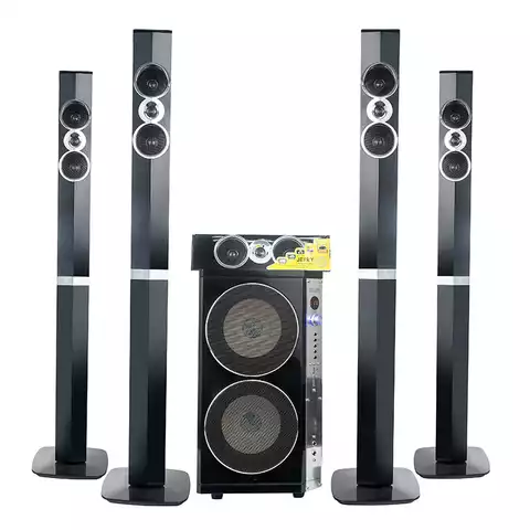Jerry Power Wireless system home theater 1000w