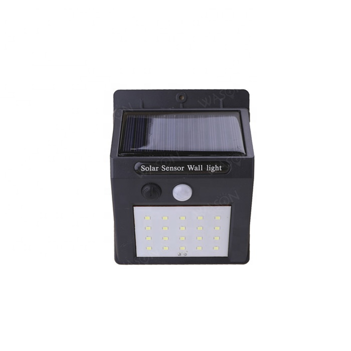 20 LED  Lights Outdoor Waterproof Solar Powered Motion Activated Sensor